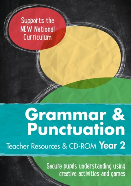 Year 2 Grammar and Punctuation Teacher Resources