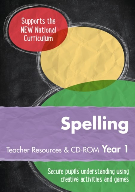 Year 1 Spelling Teacher Resources
