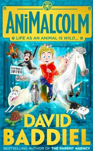 AniMalcolm by David Baddiel, Jim Field (9780008185169) - PaperBack - Children's Fiction Older Readers (8-10)