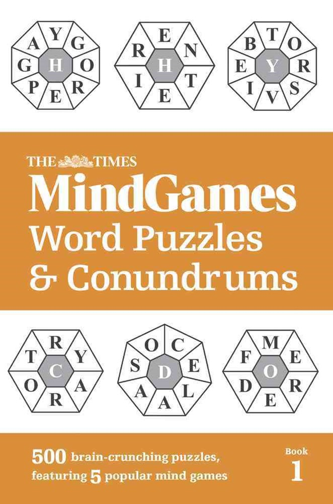 The Times Mind Games: Word Puzzles And Conundrums
