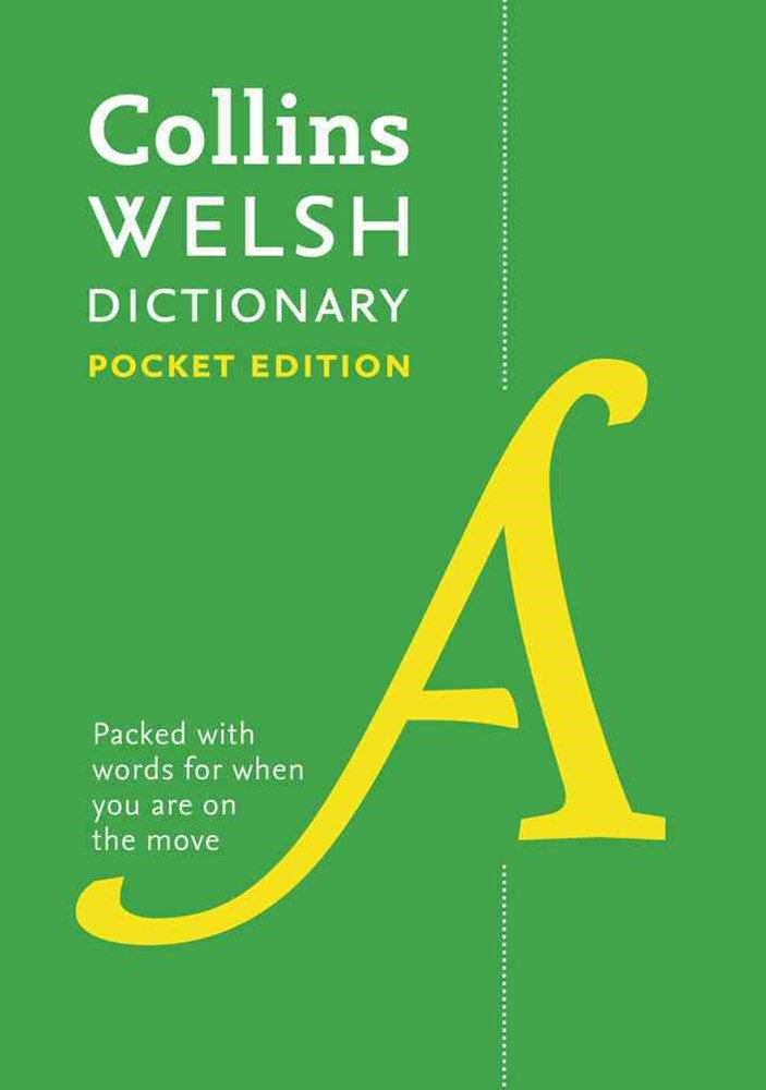 Collins Pocket - Collins Spurrell Welsh Dictionary: Pocket Edition [Fifth Edition]