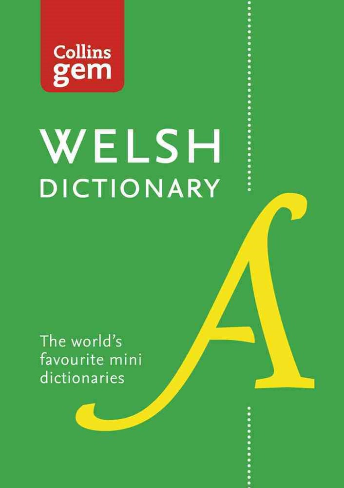 Collins Gem Welsh Dictionary [Fourth Edition]