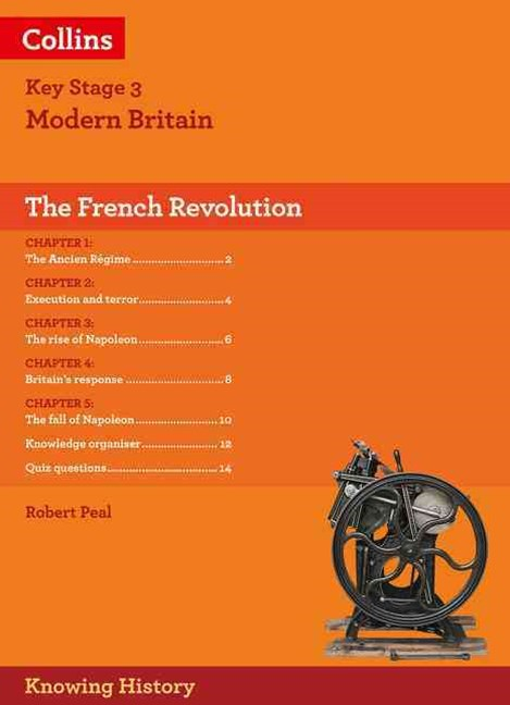 Knowing History - KS3 History The French Revolution