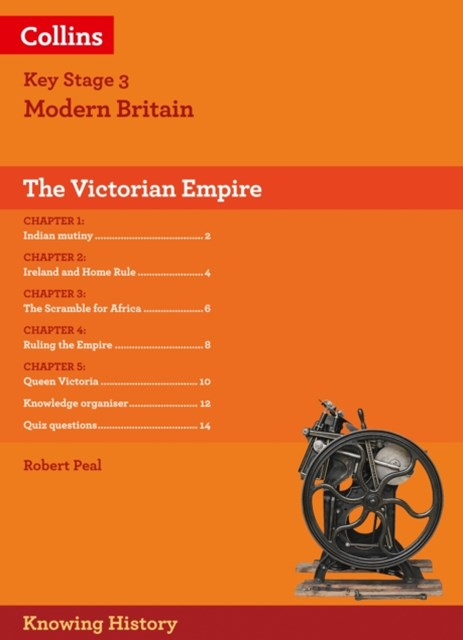 KS3 History the Victorian Empire