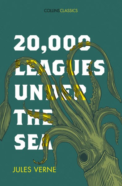 Collins Classics - 20,000 Leagues Under the Sea