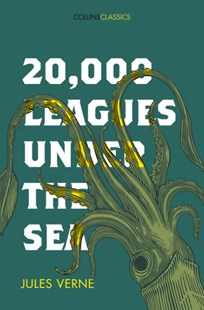 Collins Classics - 20,000 Leagues Under the Sea by Jules Verne (9780008195526) - PaperBack - Children's Fiction