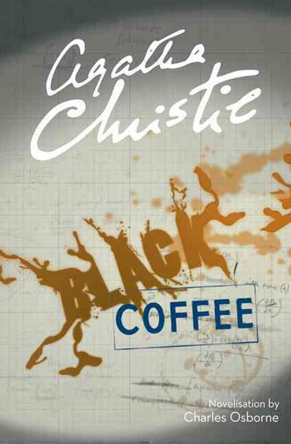 Poirot - Black Coffee