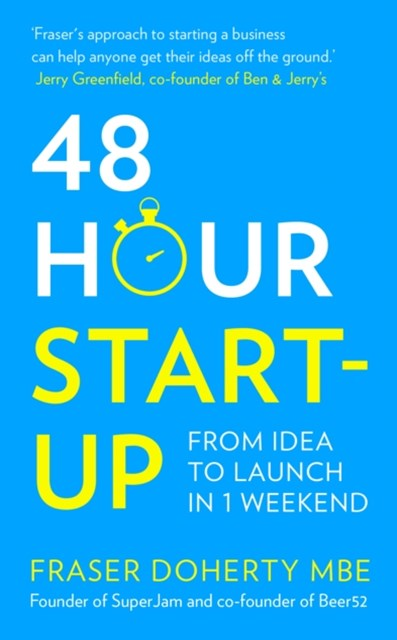 (ebook) 48-Hour Start-up: From idea to launch in 1 weekend