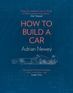 How To Build A Car: The Autobiography of the World