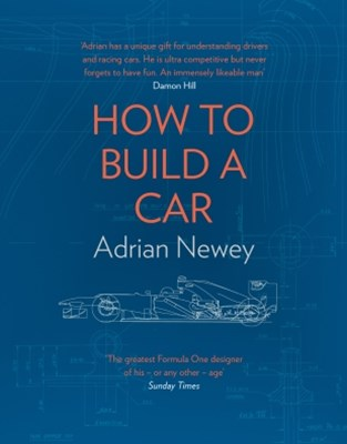 (ebook) How to Build a Car: The Autobiography of the World's Greatest Formula 1 Designer
