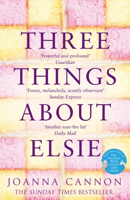 (ebook) Three Things About Elsie: A Richard and Judy Book Club Pick 2018