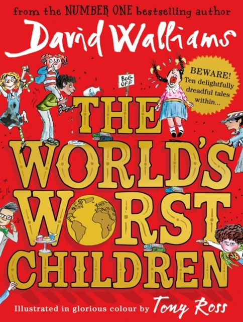 (ebook) World's Worst Children
