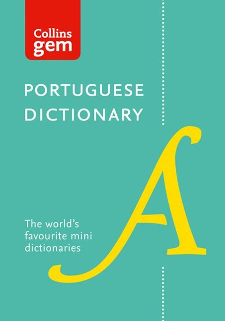 Collins Gem Portuguese Dictionary [Eighth Edition]