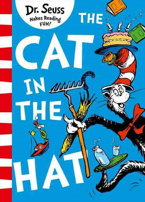 The Cat in the Hat [Green Back Book Edition]