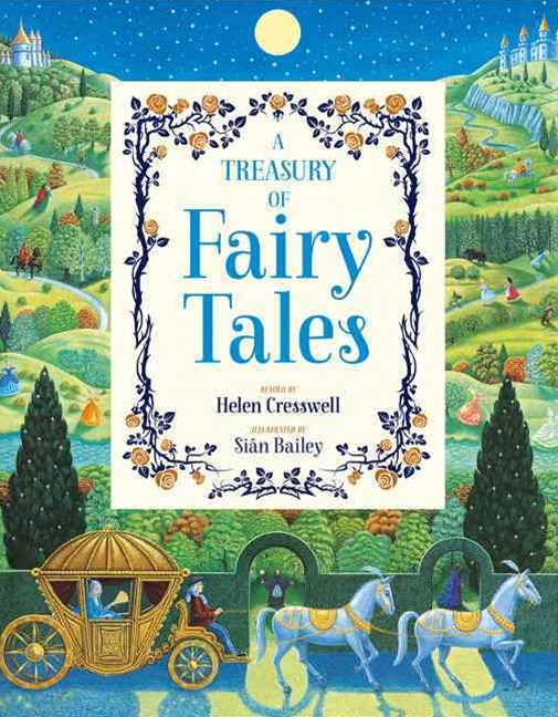 TREASURY OF FAIRY TALES US HB