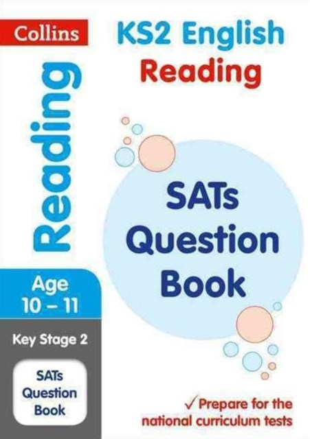 KS2 Reading SATs Question Book