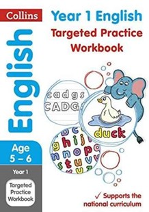Year 1 English Targeted Practice Workbook by Collins KS1 (9780008201647) - PaperBack - Non-Fiction