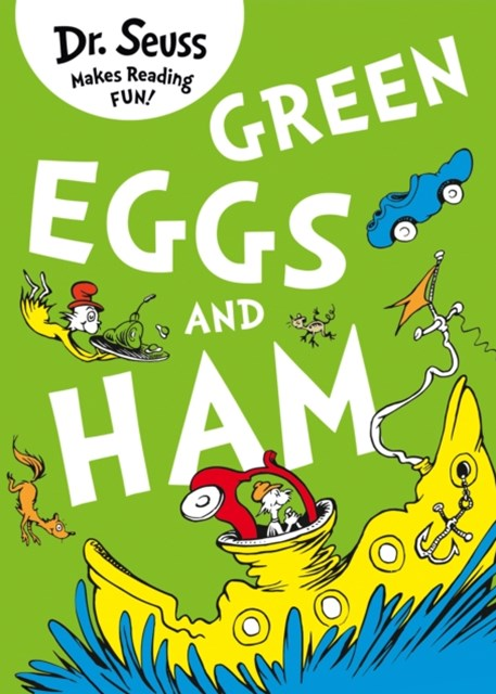 (ebook) Green Eggs and Ham