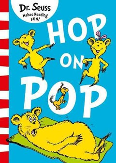 Hop On Pop [Blue Back Book Edition]