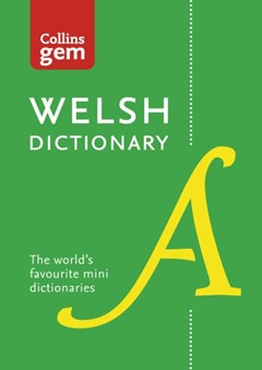 Collins Welsh Dictionary Gem Edition: trusted support for learning