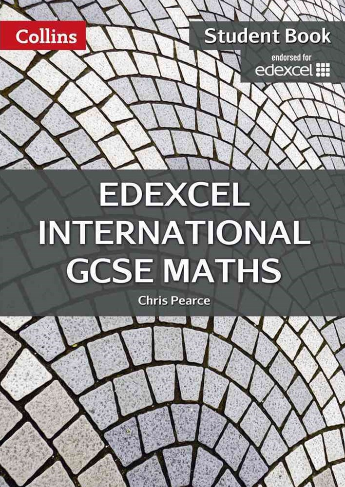 Edexcel International GCSE Maths Student Book 2nd edition