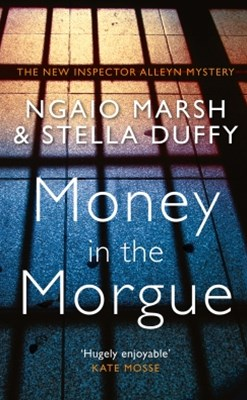 (ebook) Money in the Morgue: The New Inspector Alleyn Mystery