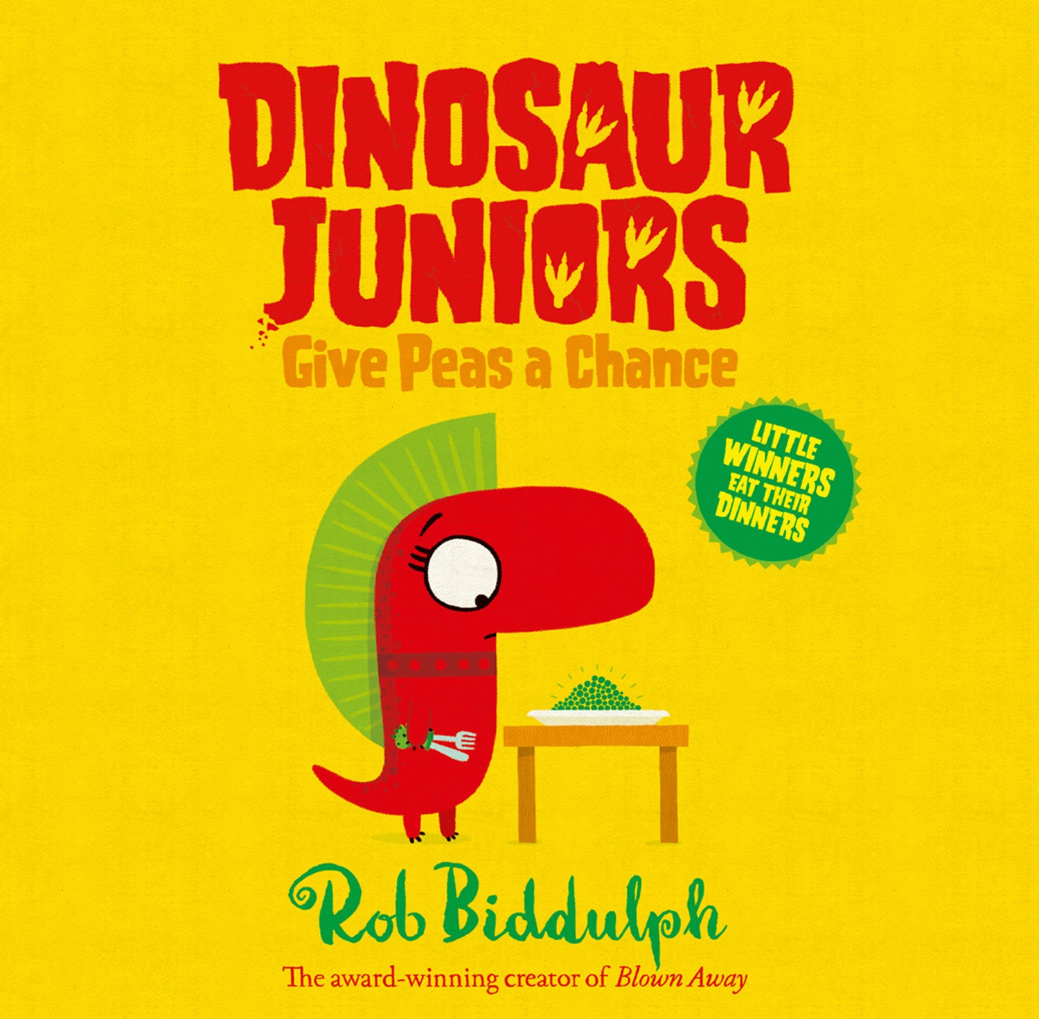 Dinosaur Juniors (2) - Give Peas A Chance
