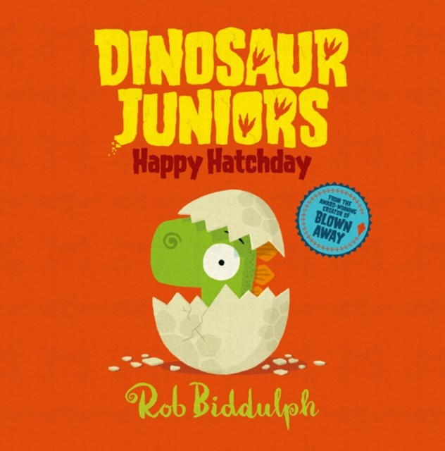 (ebook) Happy Hatchday (Dinosaur Juniors, Book 1)