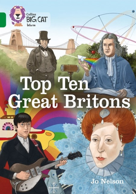 Top Ten Great Britons