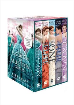 The Selection Series 1-5: the Selection, the Elite, the One, the HeirAnd the Crown