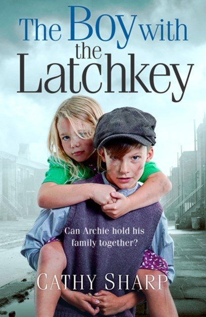(ebook) The Boy with the Latch Key (Halfpenny Orphans, Book 4)
