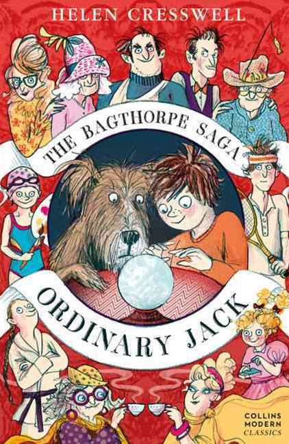 Collins Modern Classics: The Bagthorpe Saga - Ordinary Jack