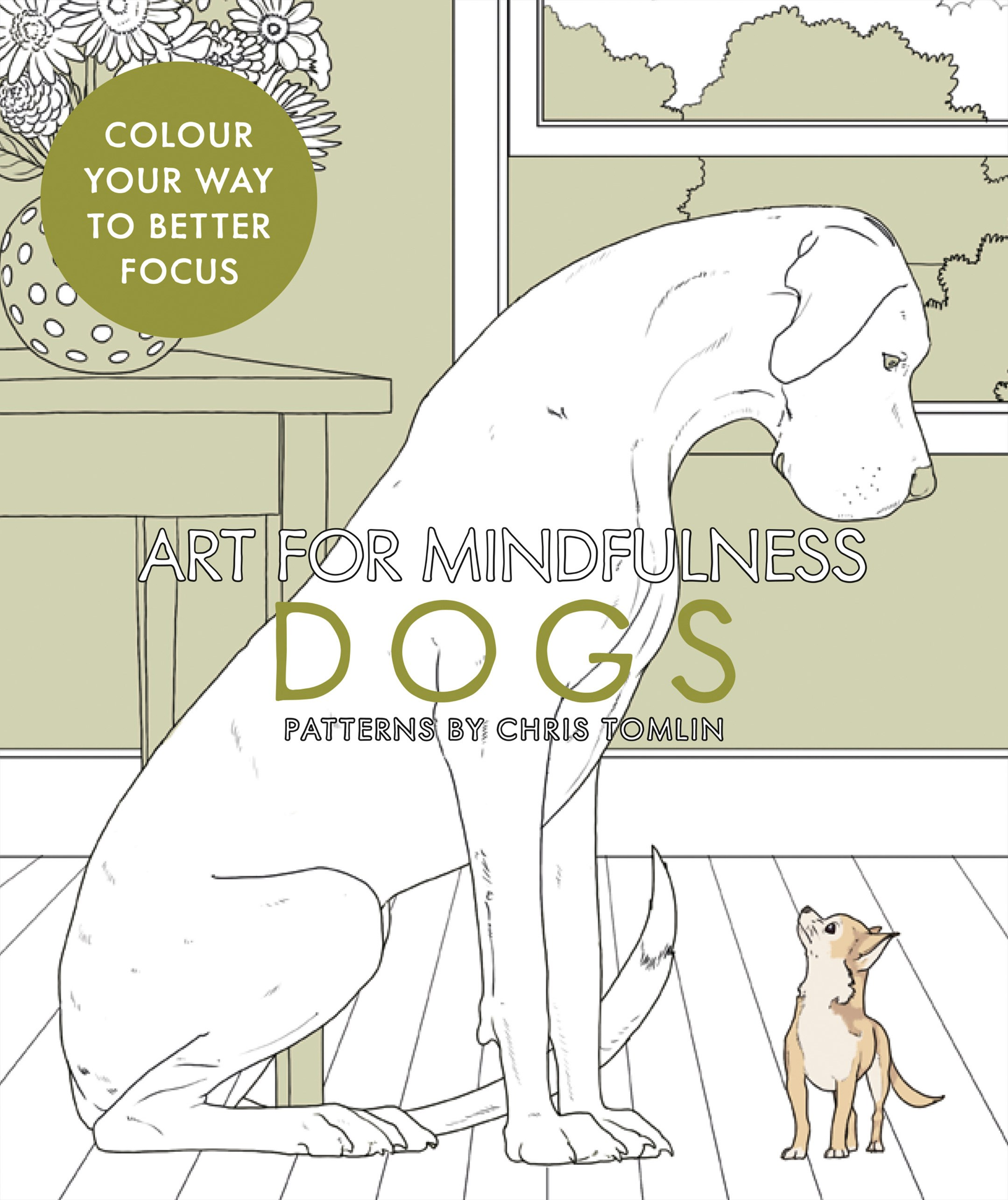 Art For Mindfulness - Dogs