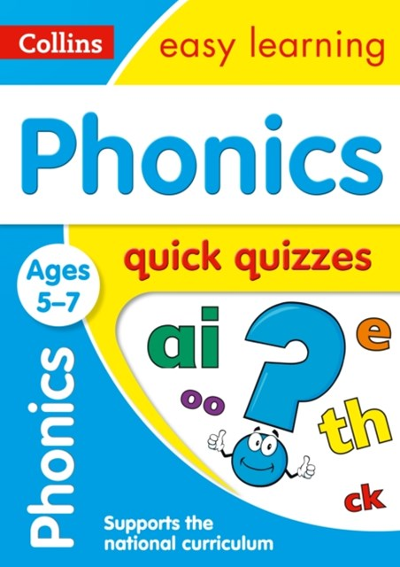 Phonics Quick Quizzes Ages 5-7