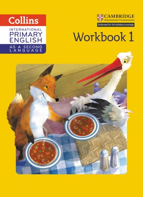 Cambridge Primary English as a Second Language Workbook Stage 1