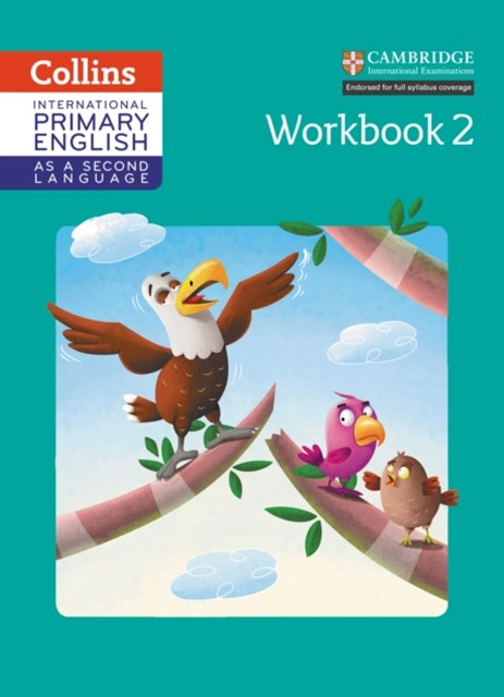 Cambridge Primary English as a Second Language Workbook Stage 2