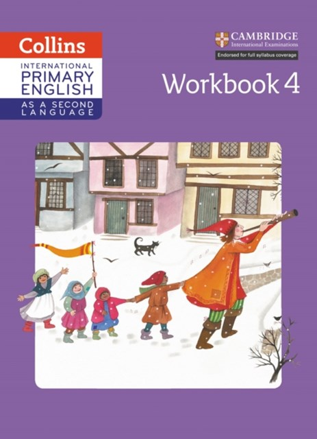 Cambridge Primary English as a Second Language: Workbook