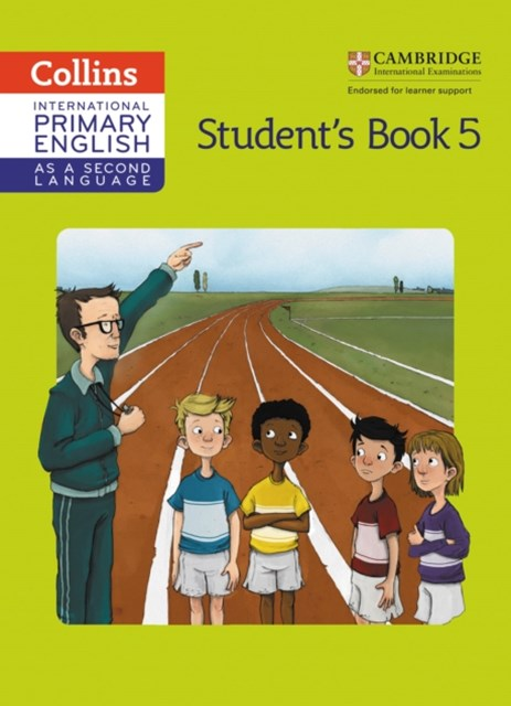 Cambridge Primary English as a Second Language: Student Book