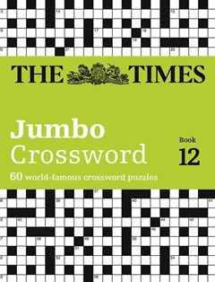 The Times 2 Jumbo Crossword Book 12: 60 Of The World