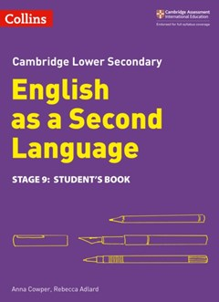 Cambridge Lower Secondary English as a Second Language Student