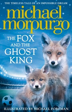 (ebook) The Fox and the Ghost King