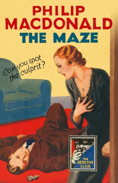 (ebook) The Maze (Detective Club Crime Classics)