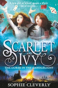 (ebook) The Curse in the Candlelight (Scarlet and Ivy, Book 5)