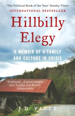 (ebook) Hillbilly Elegy: A Memoir of a Family and Culture in Crisis