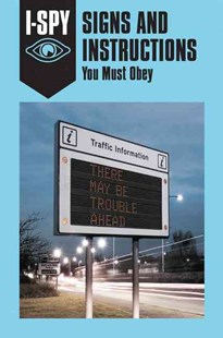 I-Spy Signs and Instructions: You Must Obey by Sam Jordison (9780008220693) - HardCover - History