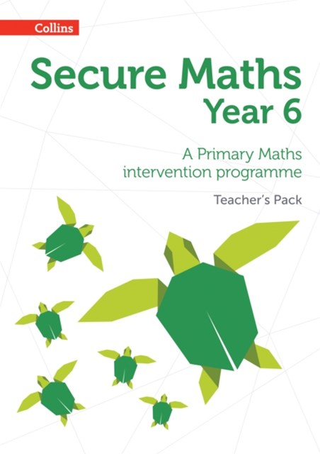 Secure Year 6 Maths Teacher's Pack