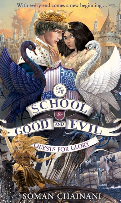 The School For Good And Evil (4) - Quests For Glory