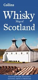 Collins Pictorial Maps - Whisky Map Of Scotland [New Edition] - Travel Travel Guides