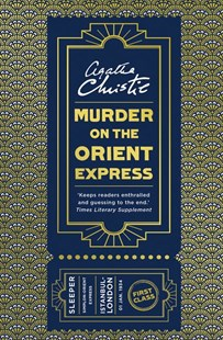 Poirot - Murder On The Orient Express by Agatha Christie (9780008226657) - PaperBack - Classic Fiction