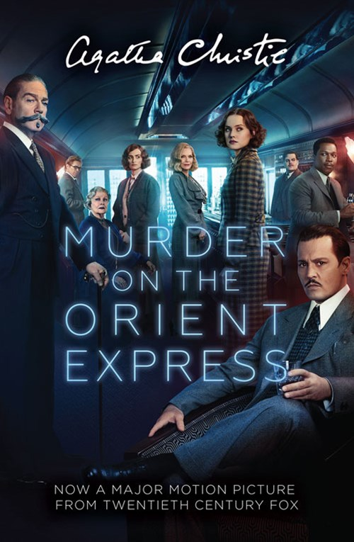 Poirot - Murder On The Orient Express [Film Tie-in Edition]